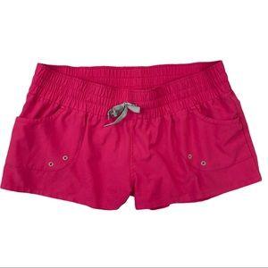 Patagonia Athletic Running Shorts Neon Pink Large